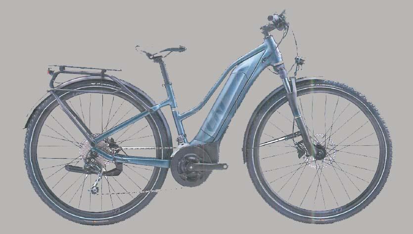 My first E-bike